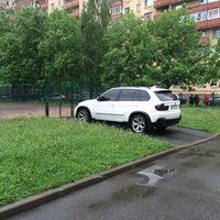 Photo taken at Гимназия №293 by Suraev.Ilya on 5/30/2014