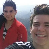 Photo taken at Cerro Xochitepec (De la Cruz) by Santos D. on 12/16/2014