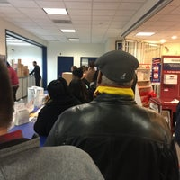Photo taken at United States Post Office by Tracy S. on 12/20/2016
