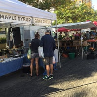 Photo taken at Arlington Farmers Market by Tracy S. on 10/7/2017