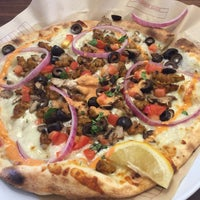 Photo taken at MOD Pizza by Tracy S. on 8/1/2017
