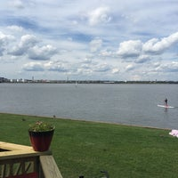 Photo taken at Indigo Landing Afterdeck by Tracy S. on 5/29/2017