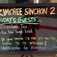 Photo taken at Kimchee Guesthouse Sinchon by Elizabeth T. on 2/19/2015