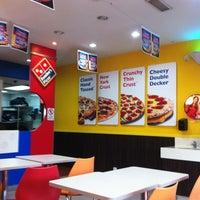 Photo taken at Domino's Pizza by ninxera I. on 6/29/2013