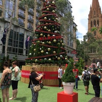 Photo taken at City Square by Anthony C. on 12/14/2014
