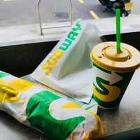Photo taken at Subway by Aphirat ♡ S. on 4/7/2018