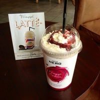 Photo taken at Caffè Nero by Aphirat ♡ S. on 5/25/2013