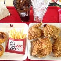 Photo taken at KFC by NAMTARN on 3/28/2016