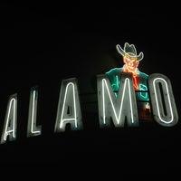 Photo taken at Alamo Drafthouse Cinema – Village by ali l. on 1/3/2013