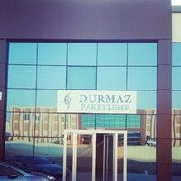 Photo taken at Durmaz Paketleme by Ali D. on 12/12/2014