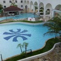 Photo taken at Tropical Hotel by Daniel Flavio Dias A. on 5/4/2013