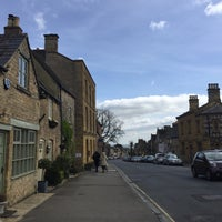 Photo taken at Stow-on-the-Wold by Clare J. on 4/11/2017