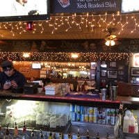 Photo taken at Bennett's Chop and Railhouse by Bob W. on 3/20/2018