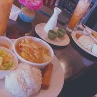 Photo taken at Thai Garden Restaurant by Amber Renee C. on 5/9/2017