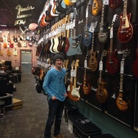 Photo taken at Guitar Center by Mark M. on 12/26/2013