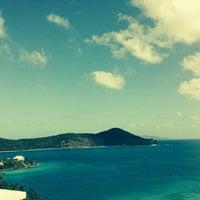 Photo taken at Point Pleasant Resort St. Thomas, VI by Toni S. on 11/13/2013