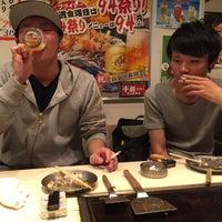 Photo taken at やけるやんか 千房 by bobu on 10/4/2015
