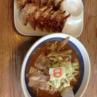 Photo taken at 8番らーめん 大徳店 by Shoma H. on 8/31/2013