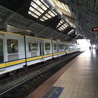 Photo taken at LRT 1 (Quirino Station) by albert r. on 7/7/2017
