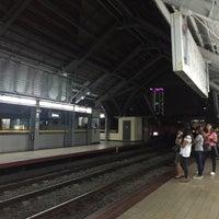 Photo taken at LRT 1 (Quirino Station) by albert r. on 4/5/2017