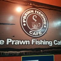 Photo taken at EE Prawn Fishing Cafe by LadyDebz M. on 6/10/2014