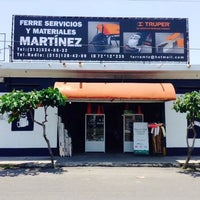 Photo taken at Ferre-electrica Martínez by Iridian M. on 7/14/2014