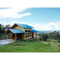 Photo taken at Corregimiento SANTA ELENA by Hosspedaje Rancho R. on 8/28/2015