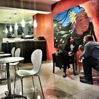Foto tomada en Café Revolución por Hosspedaje Rancho R. el 6/11/2014
