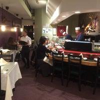 Photo taken at Sushi Masu by Amy B. on 2/15/2016