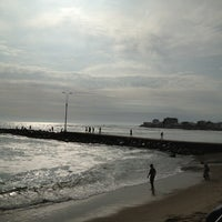 Photo taken at Playa San Bartolo by Giovana S. on 2/9/2013