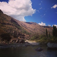 Photo taken at Camping El Sauce by Francisco S. on 3/9/2014