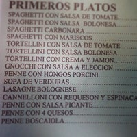 Photo taken at Trattoria Pizzeria Toscana by Francisco S. on 6/16/2013