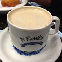Photo taken at A Familiar Confeitaria by Ana Carolina on 7/23/2013
