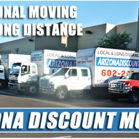 Photo taken at Arizona Discount Movers by Arizona Discount Movers on 3/28/2014