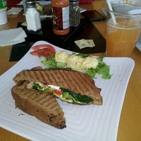 Photo taken at Super Salads by estefania g. on 3/16/2013