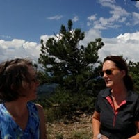 Photo taken at Sugarloaf Mountain by Scott G. on 8/9/2013