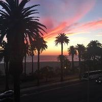 Photo taken at Santa Monica Beach Parking 1N by Sahar.a.a on 9/27/2016