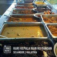 Photo taken at Restoran Kari Kepala Ikan Kampung Pandan by Shahrul Azwan on 2/12/2013