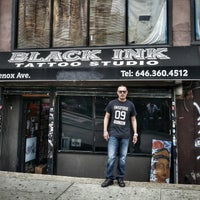 Black ink gallery central harlem 12 tips from 322 visitors for Black ink crew tattoo shop