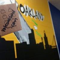 Photo taken at Oakland Digital (ODALC) by Shaun T. on 5/29/2015