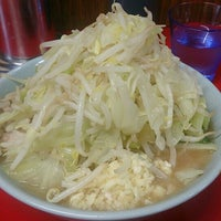 4/9/2016にTerrie C.がラーメン二郎 新潟店で撮った写真
