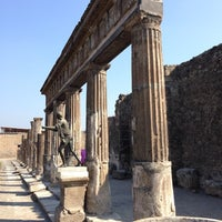 Photo taken at Area Archeologica di Pompei by RODOLFO M. on 7/27/2013