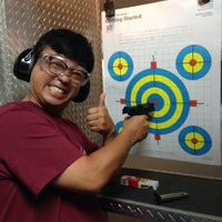 Photo taken at Oak Ridge Gun Range by RODOLFO M. on 2/5/2014