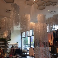 Photo taken at Anthropologie by Haj on 12/14/2016