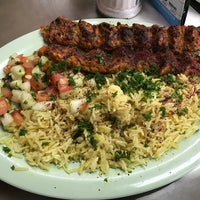 Photo taken at Al Aseel Grill and Cafe by Haj on 4/1/2017
