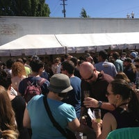 Photo taken at Portland Fruit Beer Festival #pfbf by Melissa S. on 6/8/2013