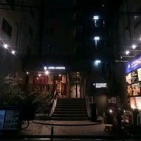 Photo taken at Hotel Mystays Shinsaibashi by Aiman Zhafransyah on 11/25/2016