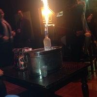 Photo taken at Liquid by Yoanna on 9/14/2014