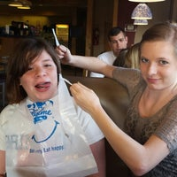 Photo taken at Skyline Chili by Tricia C. on 4/1/2014