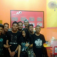 Photo taken at ATM Fried Chicken by ATM F. on 4/2/2014